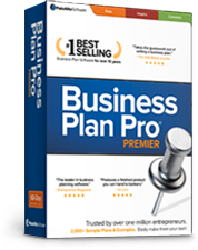 Business Plan Pro Premier Edition - Palo Alto Software