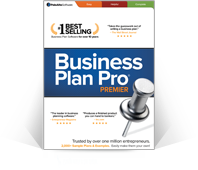 Business Plan Pro Premier Edition Boxshot
