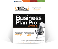 Business Plan Pro Standard Edition Boxshot
