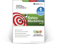 Sales and Marketing Plan Pro boxshot