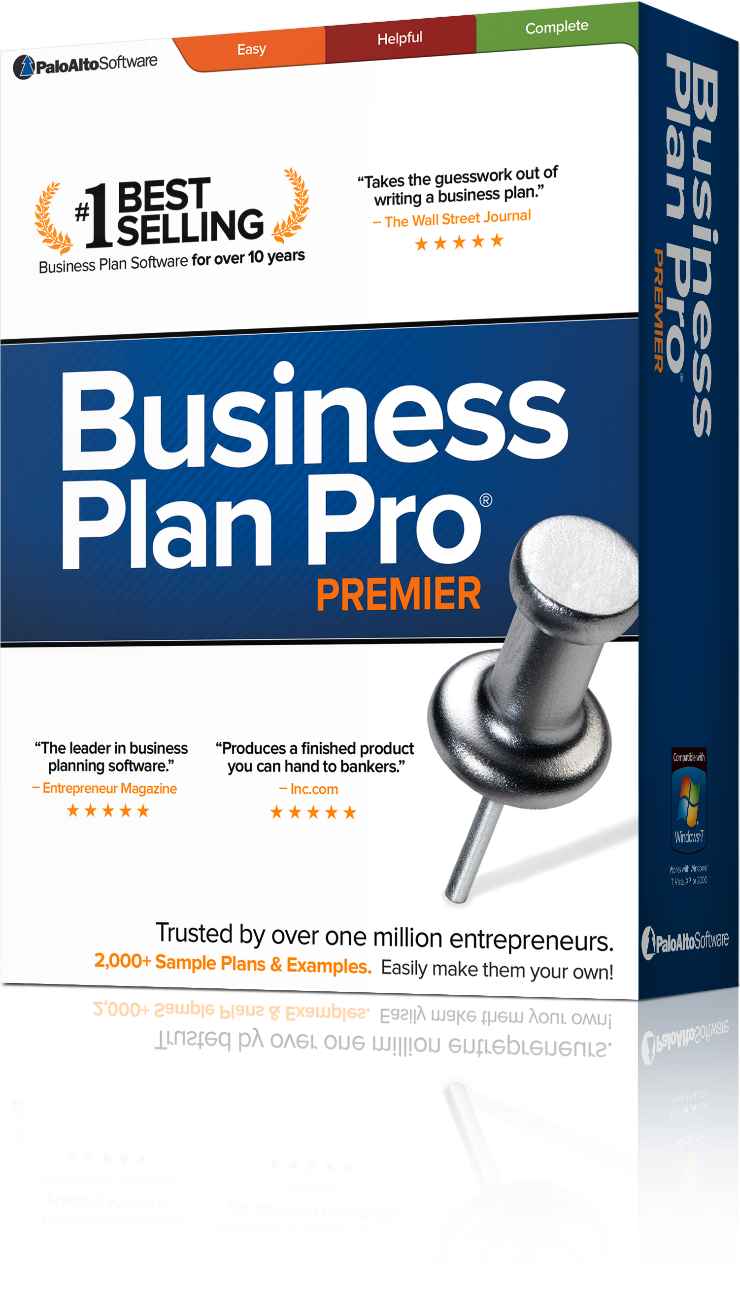 Business plan pro publish your business plan.