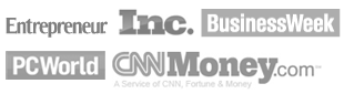Entreprenuer Inc Business Week pc world cnn money